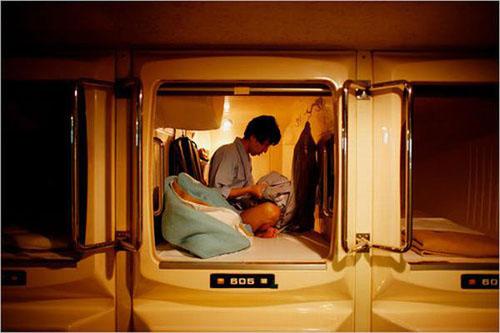 Alojamientos en Tokio