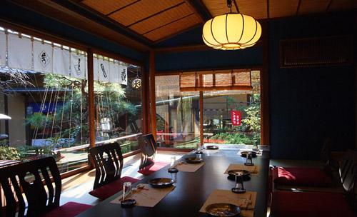 restaurante en Tokyo