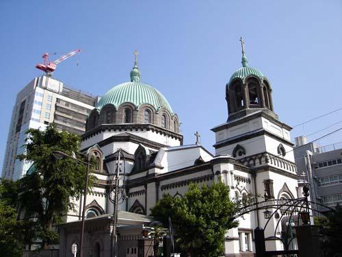 Catedral Ortodoxa de Tokio