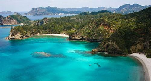 Haha-jima, destino tropical cerca de Tokio