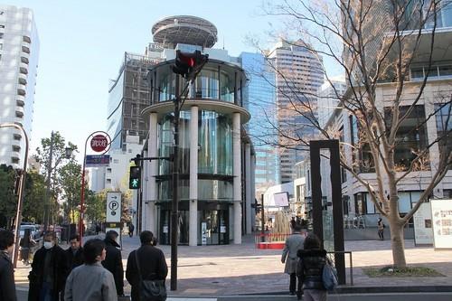 Akasaka Sacas, una ciudad dentro de Tokio