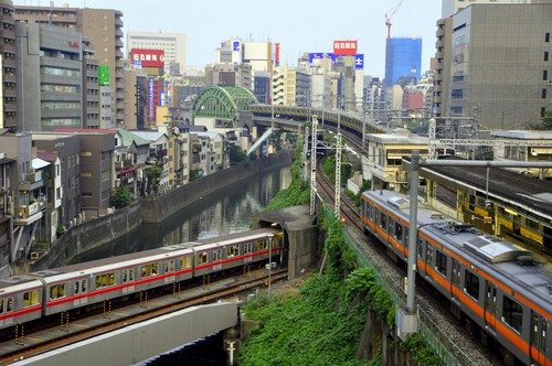 Ochanomizu, el barrio universitario de Tokio