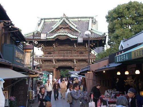 Templo en Shibamata