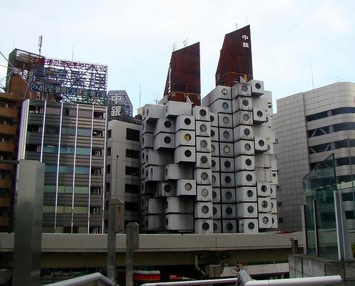 Torre Nakagin